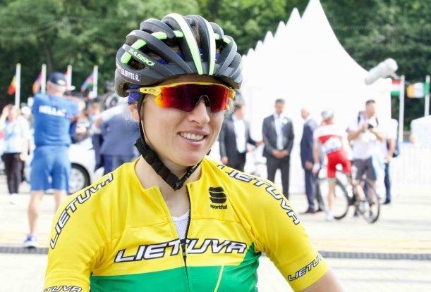 Dviratininkė Rasa Leleivytė pasaulio čempionate Italijoje – 16-a