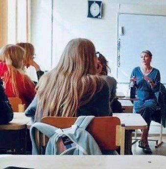 Aktyvūs moksleiviai neslepia – ne visada jaučiasi išgirsti mokykloje ir namuose
