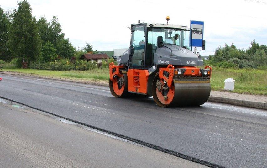 Bus tvarkomas vienas blogiausių krašto kelių Lietuvoje