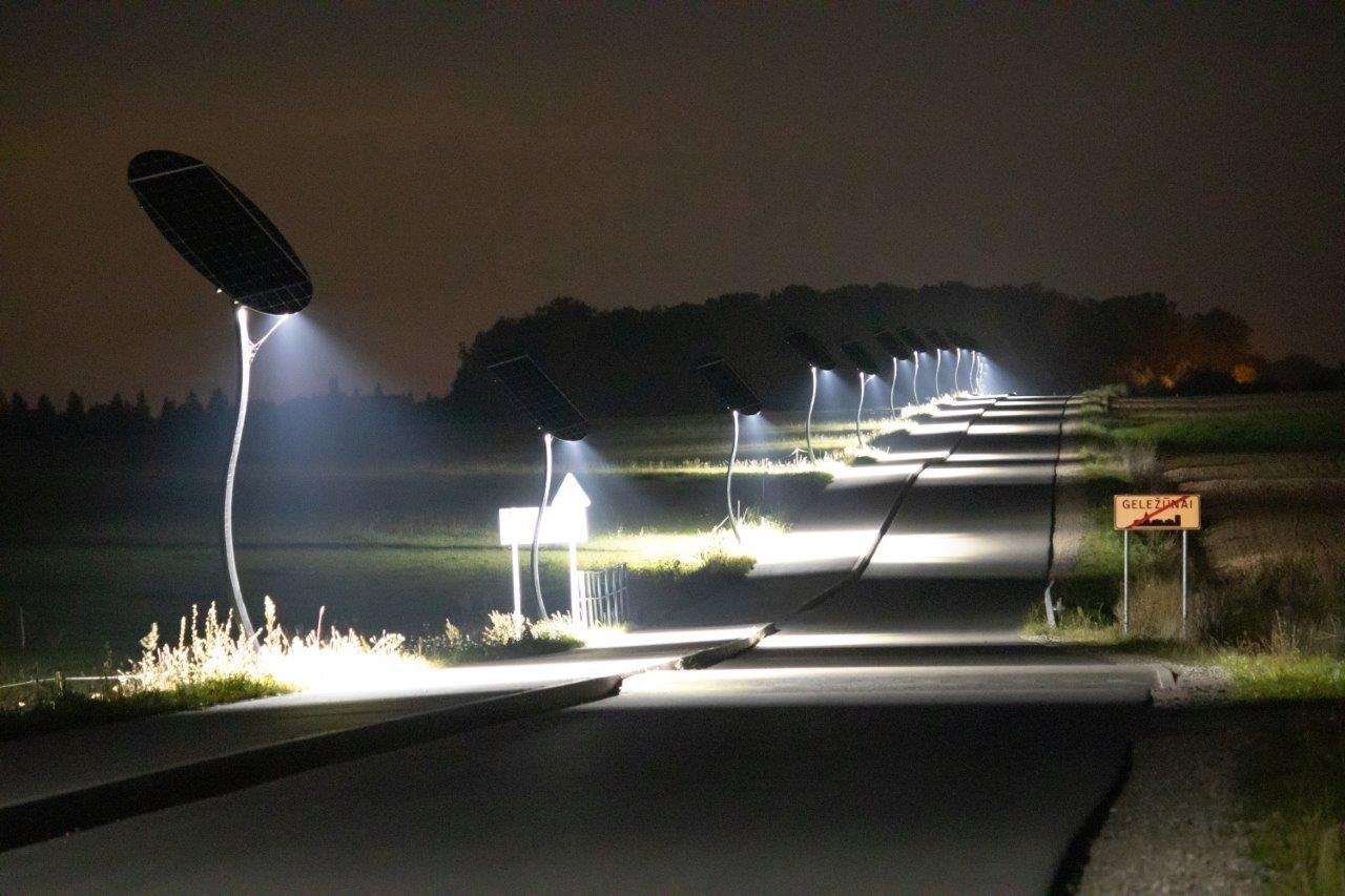 Ekologiškos technologijos saugaus eismo užtikrinimui Birštono savivaldybėje