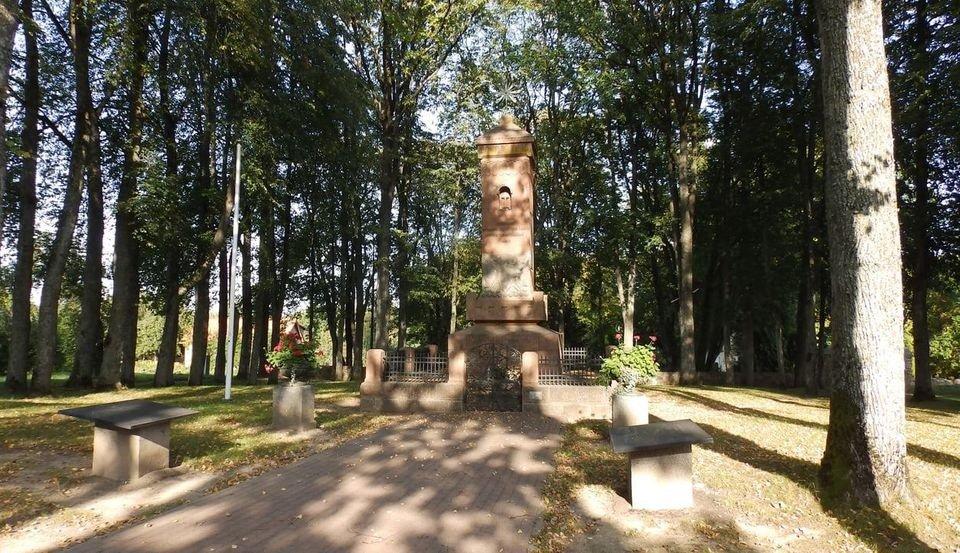 Giedraičiuose rengiamasi paminėti Lietuvos nepriklausomybės kovų 100-metį