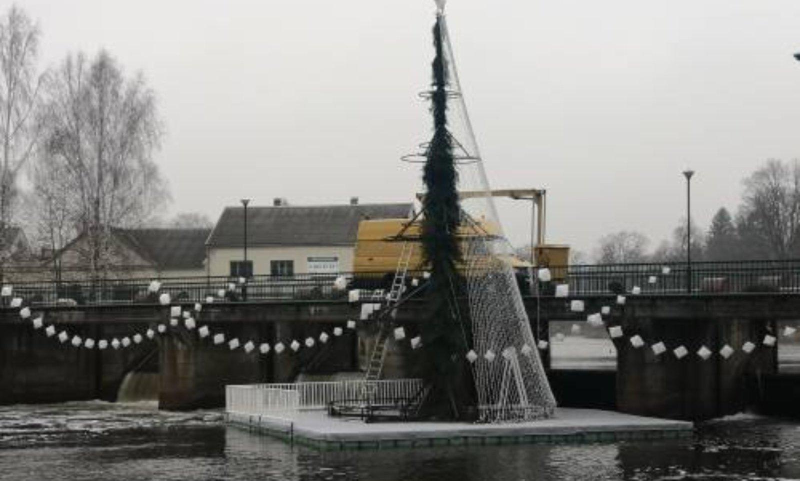 Savivaldybė pradeda ruoštis Kalėdoms