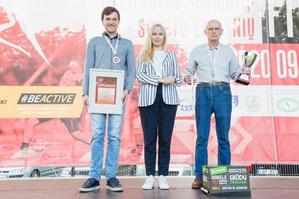 Lietuvos seniūnijų sporto žaidynėse – Anykščių šaškininkų auksas