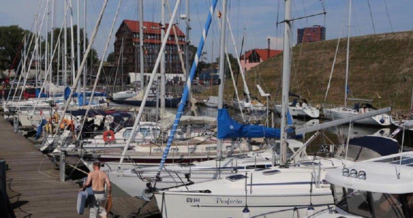 Klaipėdos pilies uostas turės naują kapitoną