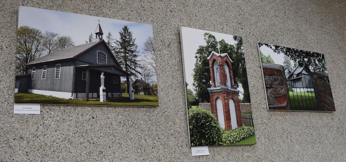 Savivaldybėje – fotografijų paroda