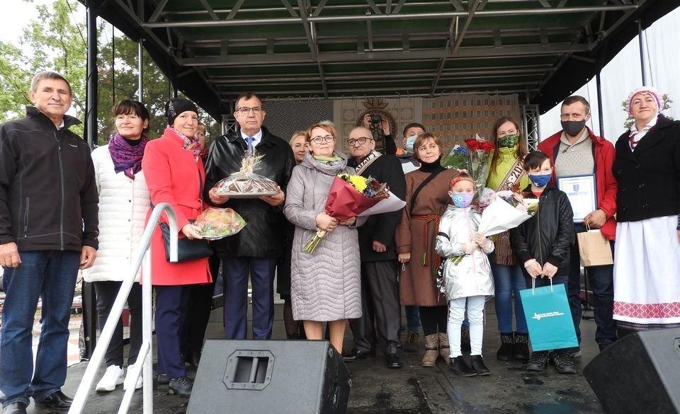 Ignalinoje pasveikinti Metų ūkininkai