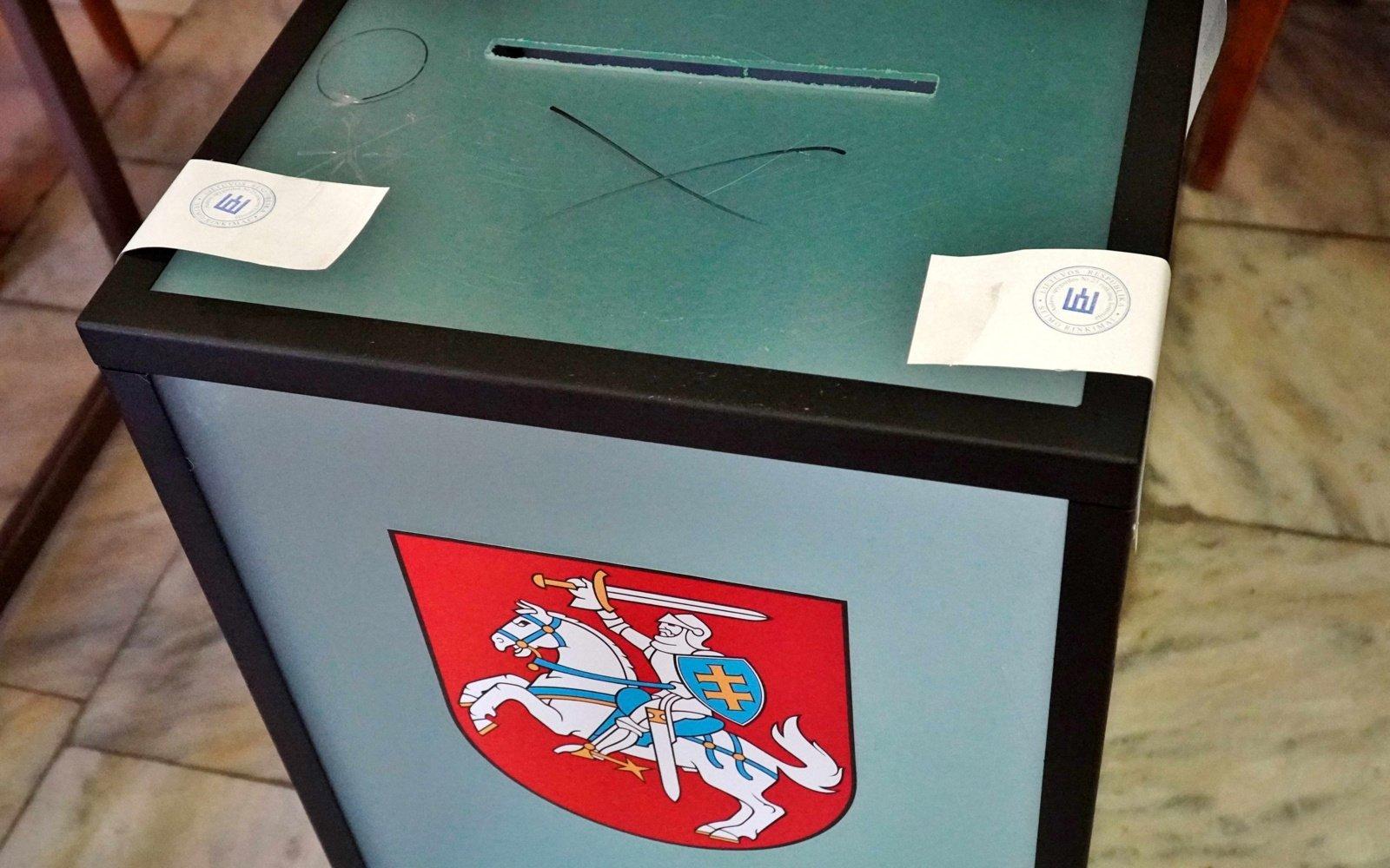 Balsų perskaičiavimas nulems, ar rinkimus Utenoje laimėjo E. Pupinis, ar G. Paluckas