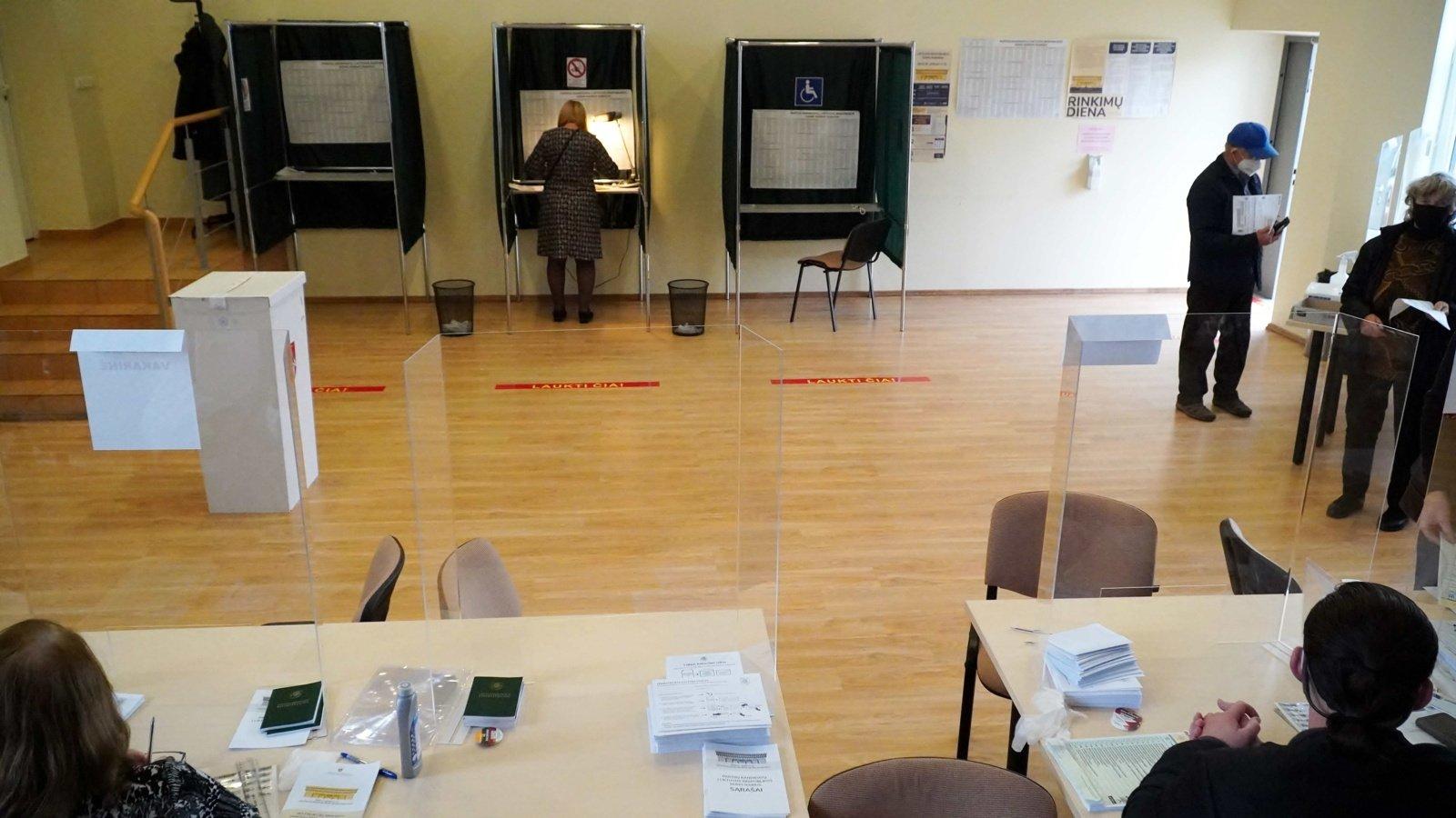 Nepaisant COVID-19, Seimo rinkimai vyko sklandžiai – VRK vadovė