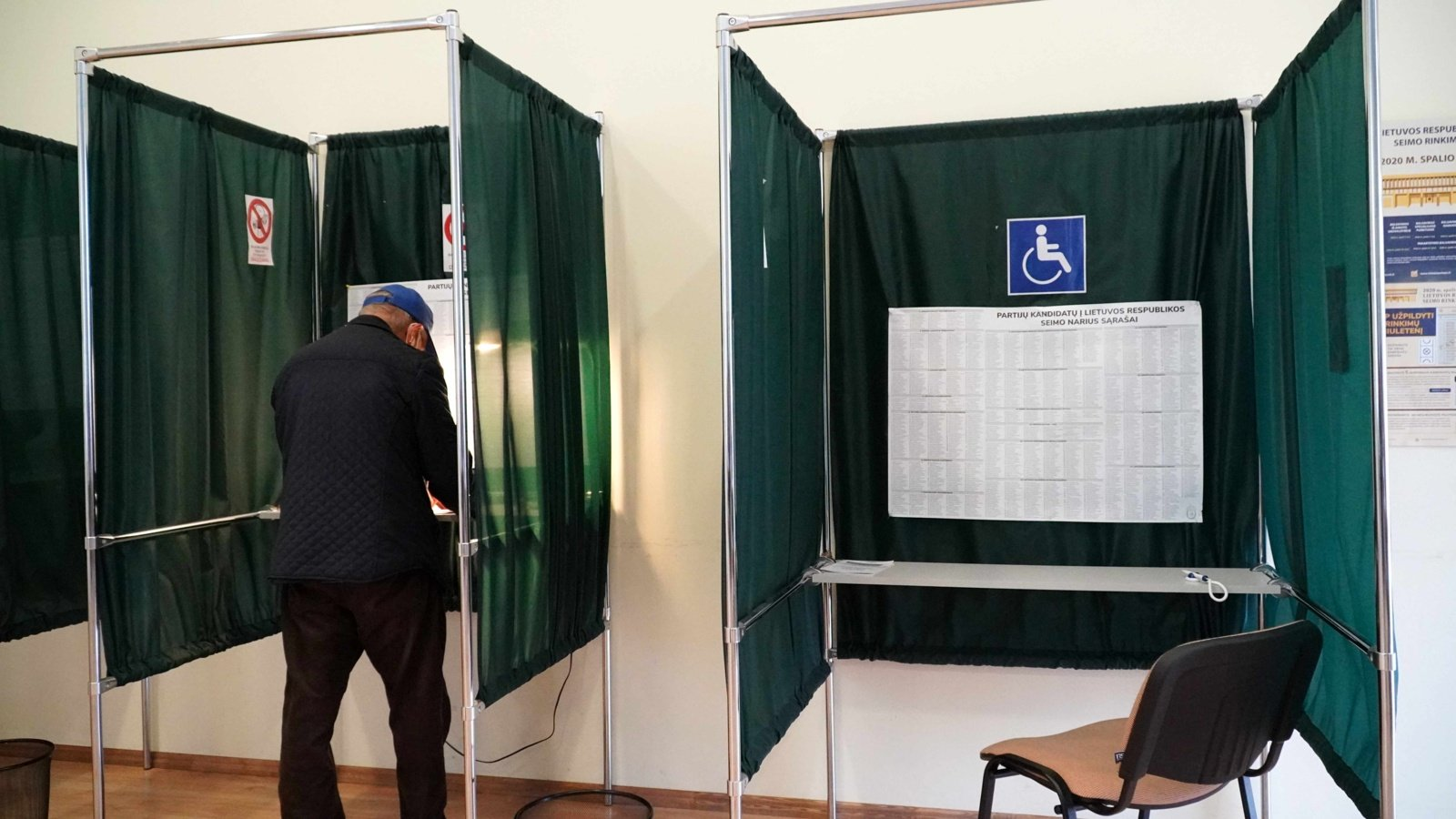 VRK patvirtino galutinius Seimo rinkimų rezultatus
