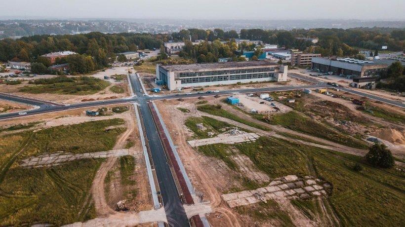 Strateginiam Kauno projektui – stiprus Vyriausybės palaikymas ir solidi finansinė parama