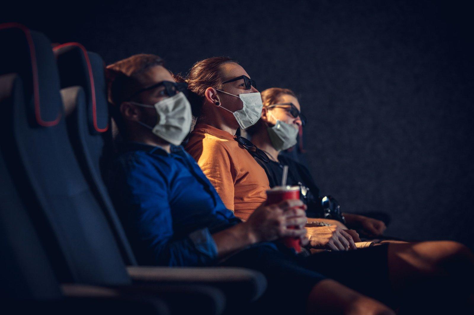 Dėl COVID-19 nukentėjusiam kino sektoriui išdalinta 6,2 mln. eurų parama