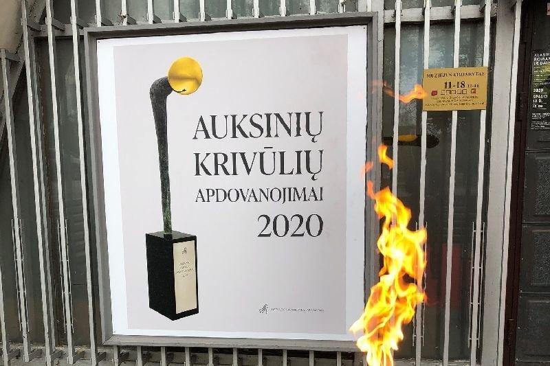 """Panevėžio miesto ir rajono savivaldybės šiemet liko be """"Auksinės Krivūlės"""" apdovanojimų"""