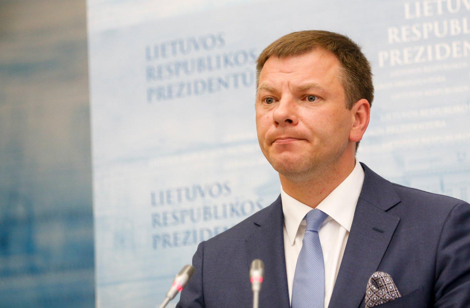 V. Šapoka: deficitą reikia mažinti laipsniškai, kitaip nevykdysime įsipareigojimų
