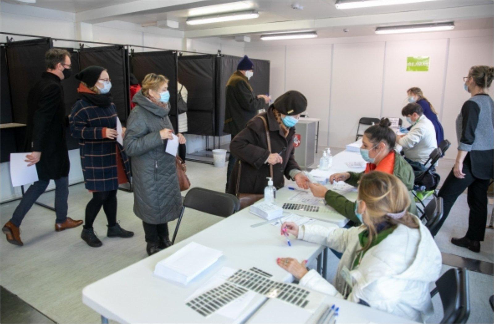 Dėl rinkimų balsavimo pažeidimų pradėti du ikiteisminiai tyrimai