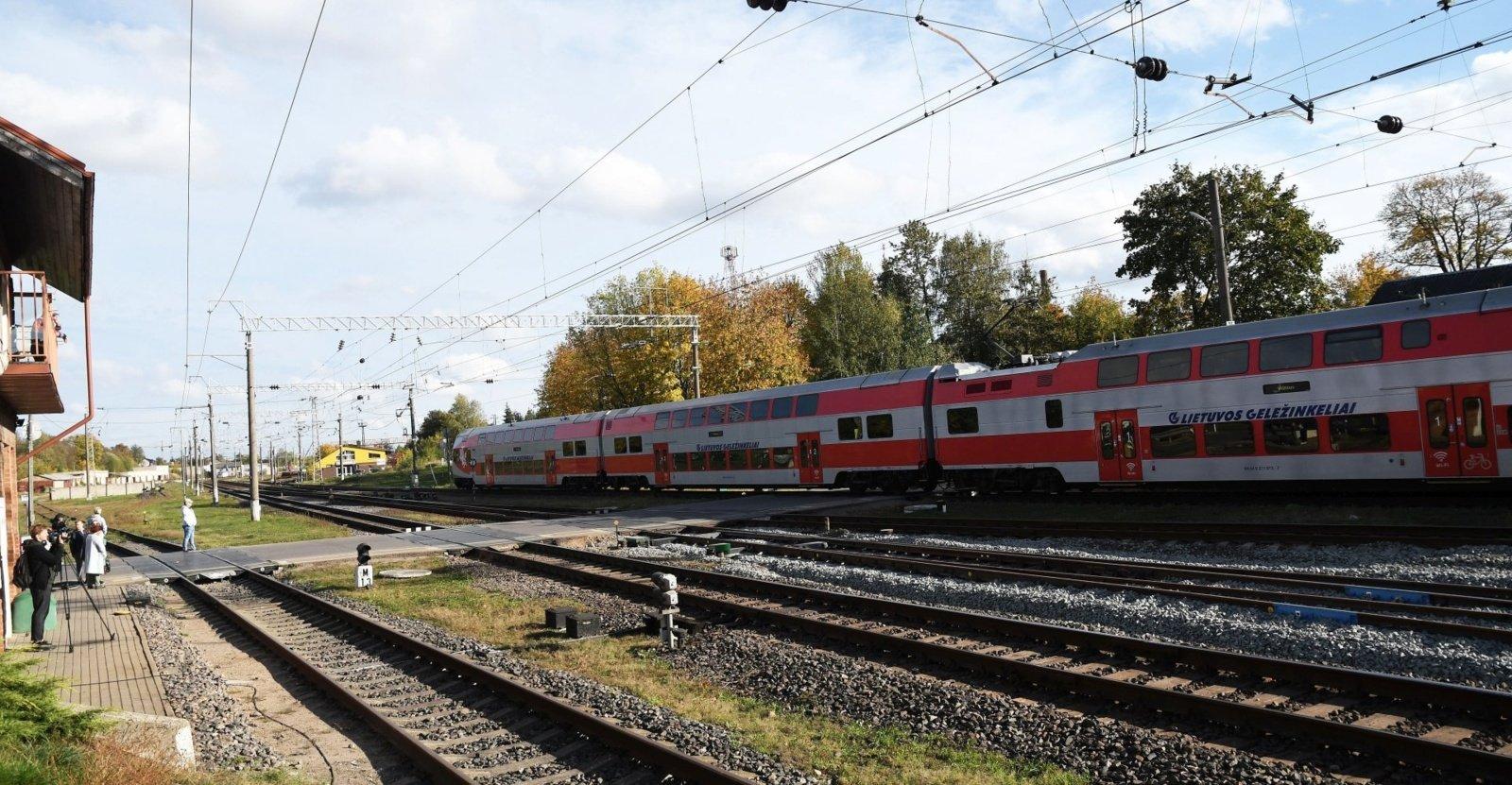 Prasidėjus Lentvario geležinkelio pervažos-tunelio statybos darbams, taikomi eismo ribojimai