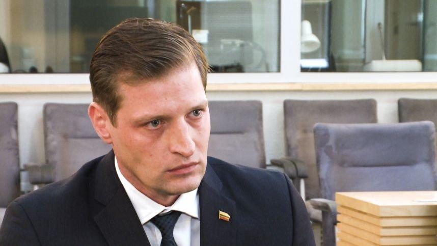 Ministro K. Mažeikos padaryta mirtina avarija Marijampolėje iki šiol kursto kalbas