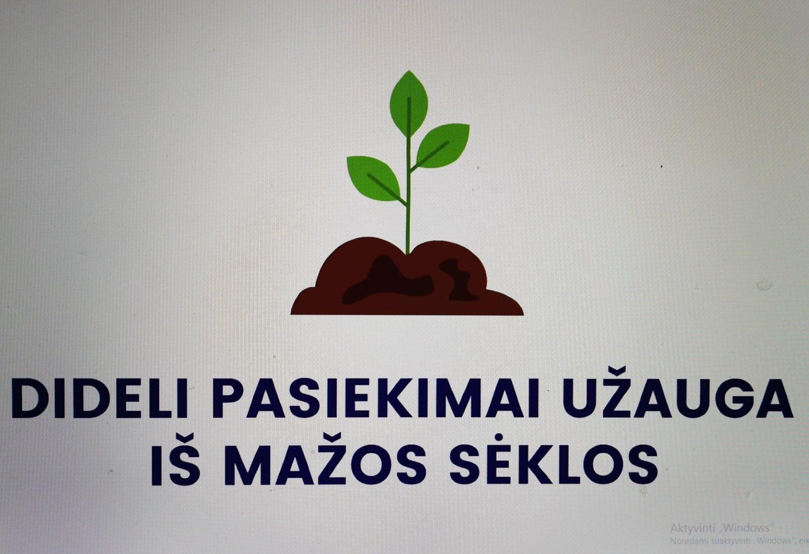 """Šiaulių mokinių konferencijoje """"Mokausi ir augu"""" – pusšimtis dalyvių"""