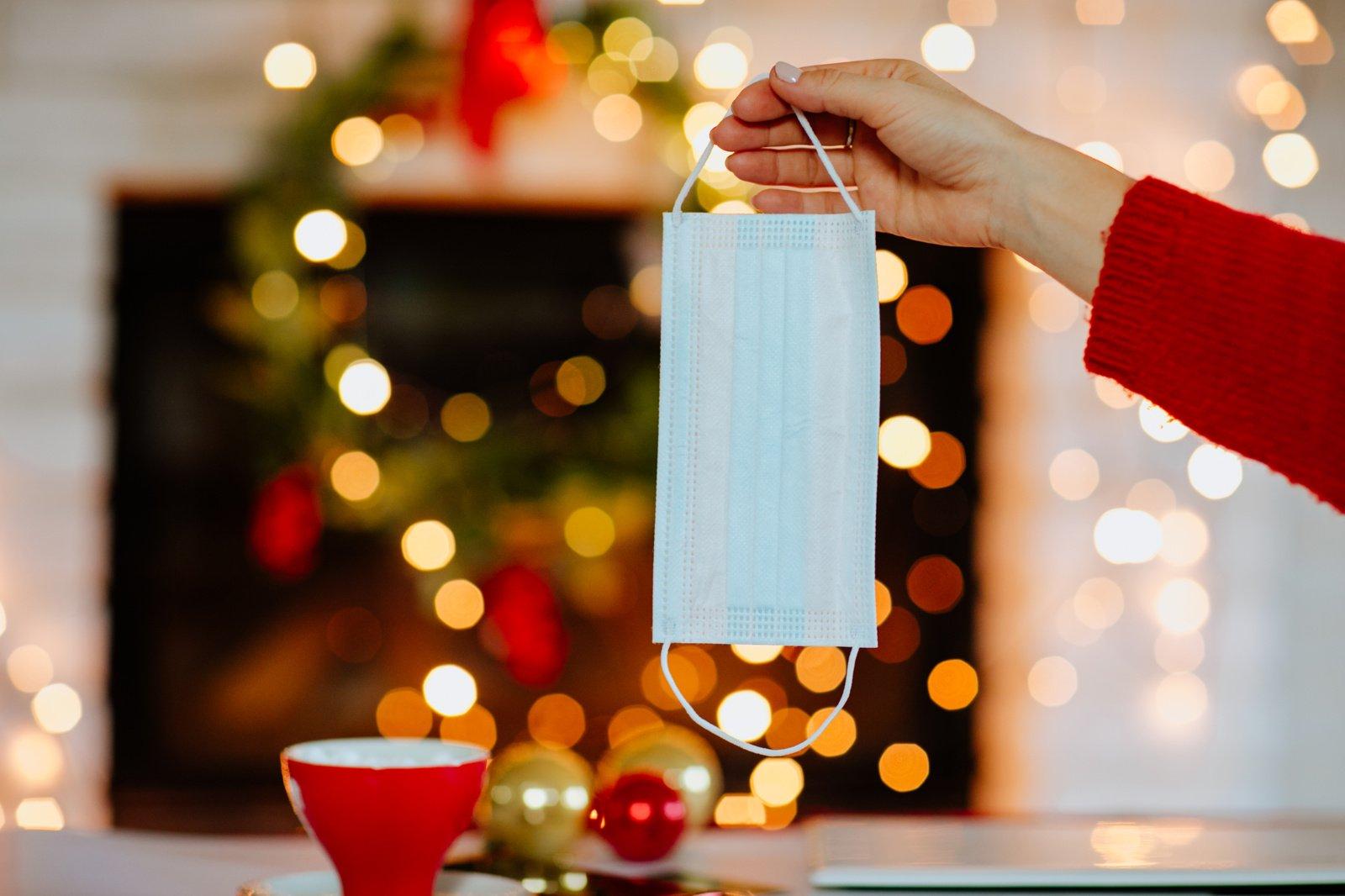 """Kalėdų nebus? Raginama ruoštis """"virtualioms"""" šventėms"""