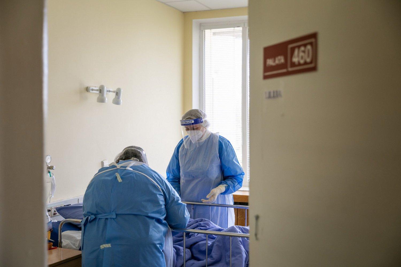 Nuo koronaviruso šalyje mirė 67 socialinių globos įstaigų gyventojai