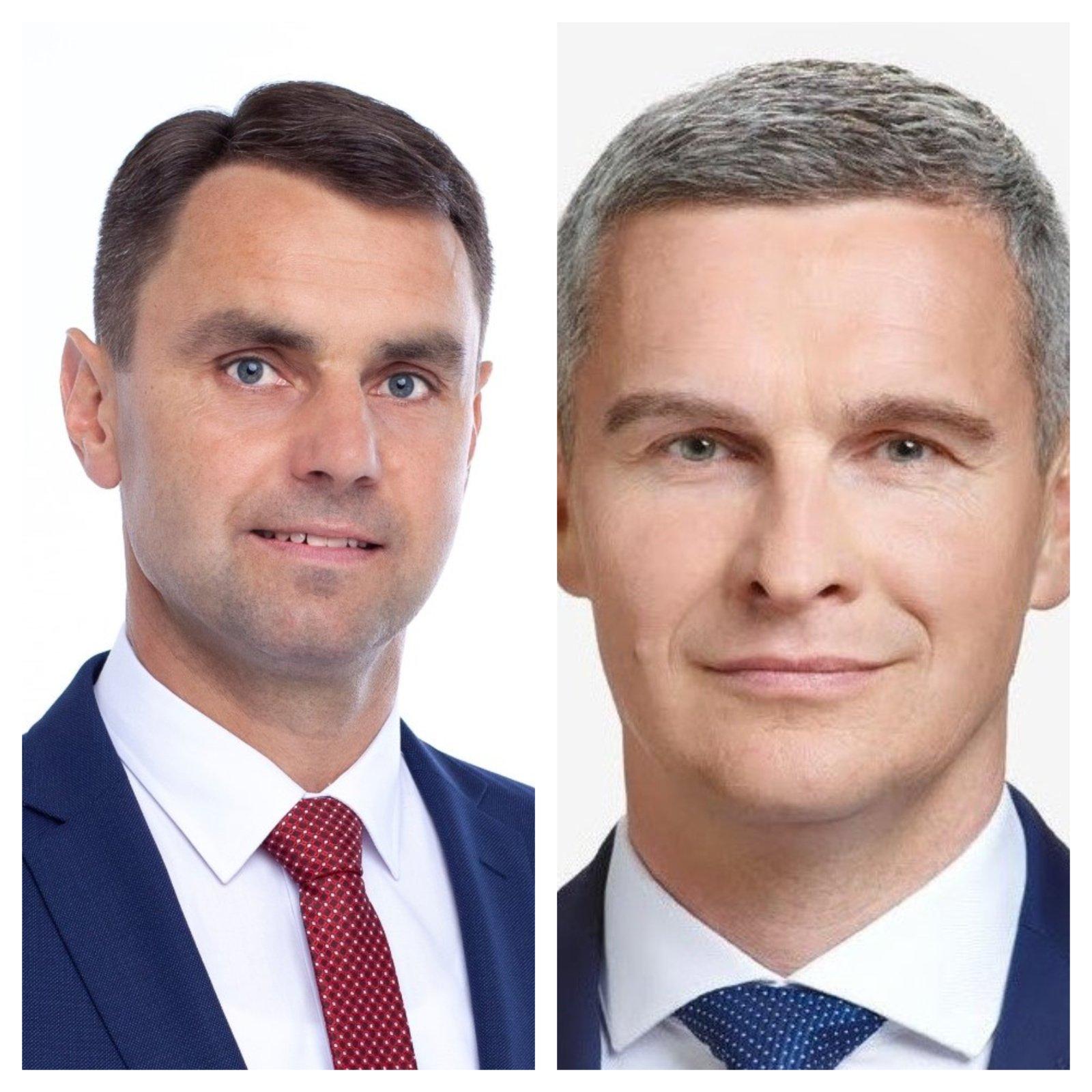 Garliavos apygardoje triumfavo Justinas Urbanavičius