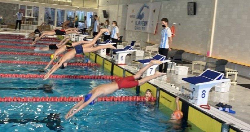 Klaipėdos baseine užfiksuotas Lietuvos rekordas