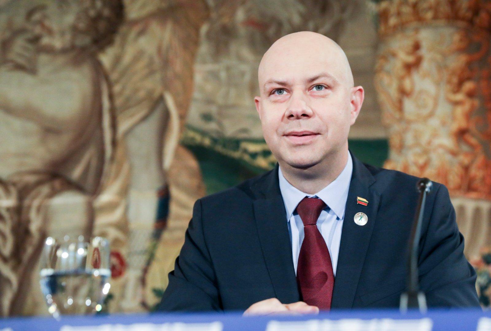 A. Veryga kreipėsi į rinkimų nugalėtojus: teks labai sunkiai bei intensyviai dirbti, ieškant dar niekam nežinomų sprendimų