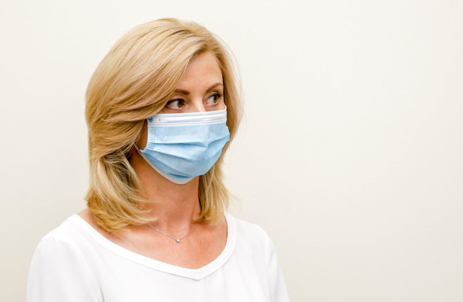 R. Tamašunienė apie koronaviruso plitimą: situacija bloga ir tikrai nepagerės artimiausiomis dienomis
