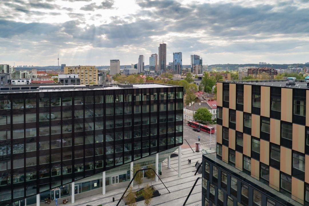 Vilnius pratęsia lengvatas viešbučiams: 50 procentų mažina turto mokesčius