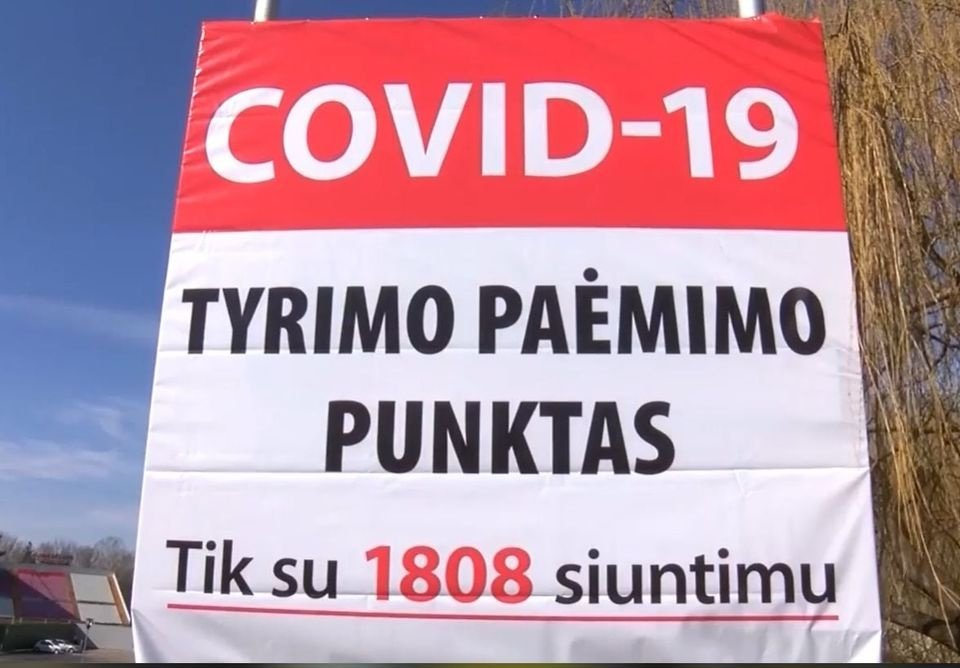 Įtampa Marijampolėje – per savaitę COVID-19 atvejų skaičius šoktelėjo daugiau nei dvigubai