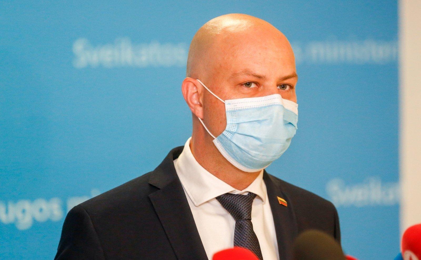 I. Šimonytė deklaravo savybes, kurios būtinos kandidatui, pakeisiančiam A. Verygą: reikalingas žmonių pasitikėjimas