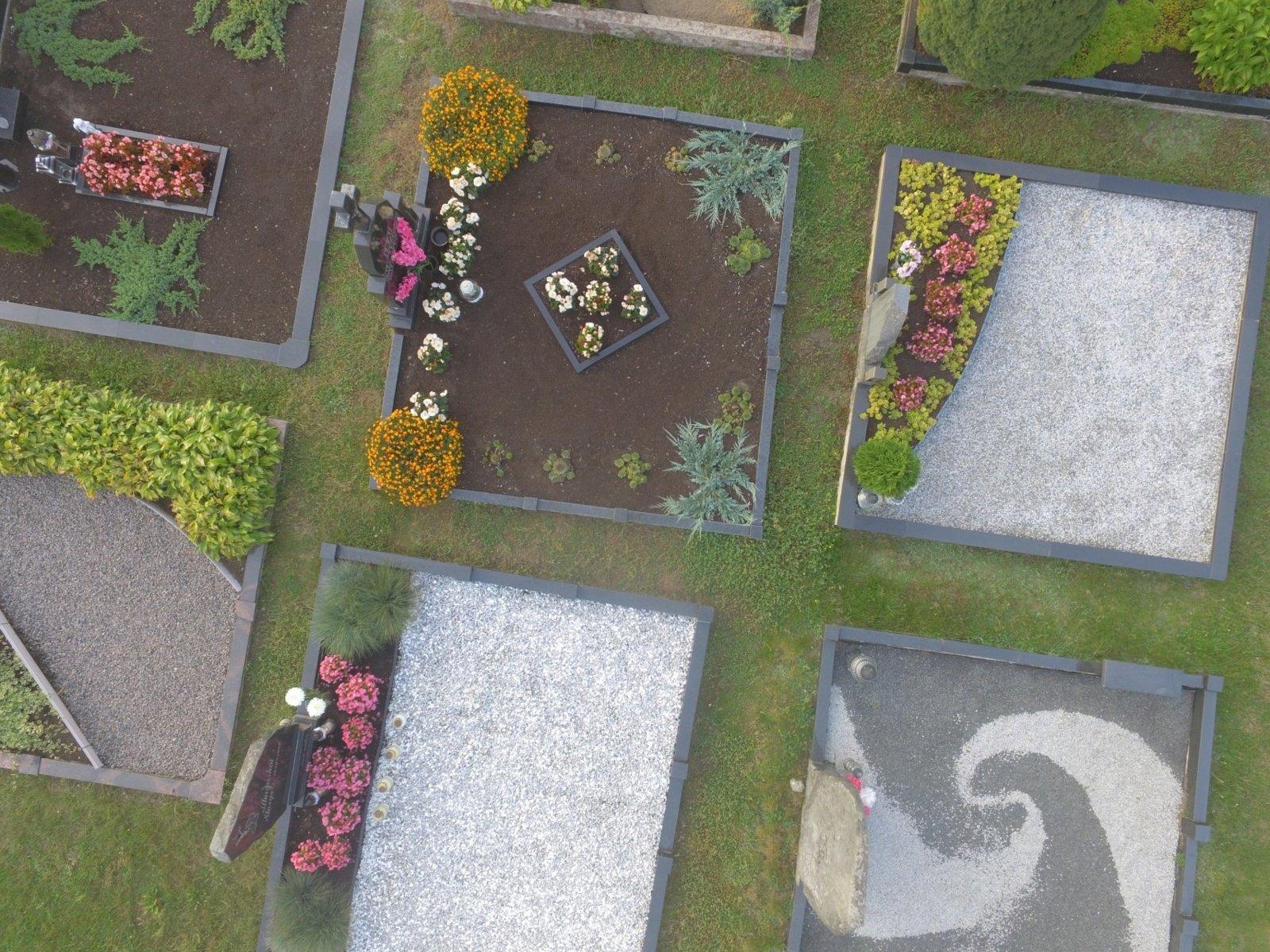 Kapinių skaitmeninimo sistema gali padėti paprasčiau atrasti savo artimųjų kapus