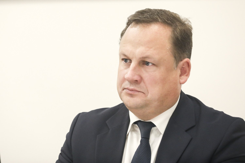 E. Pašilis patvirtintas kandidatu į ES Bendrojo teismo teisėjus
