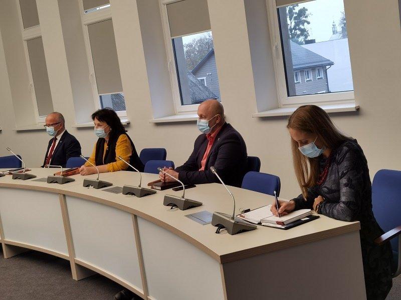 Didinamas nuotekų tvarkymo paslaugų prieinamumas Prienų miesto gyventojams