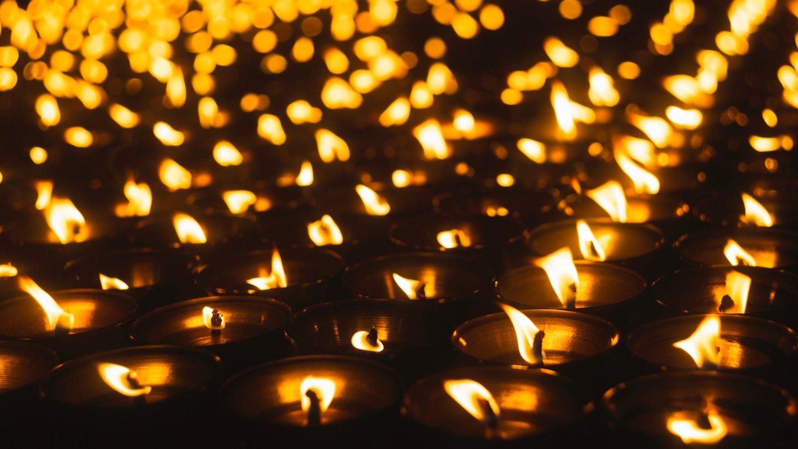 Visaginas ragina gyventojus Vėlinių dienomis kapines lankyti saugiai