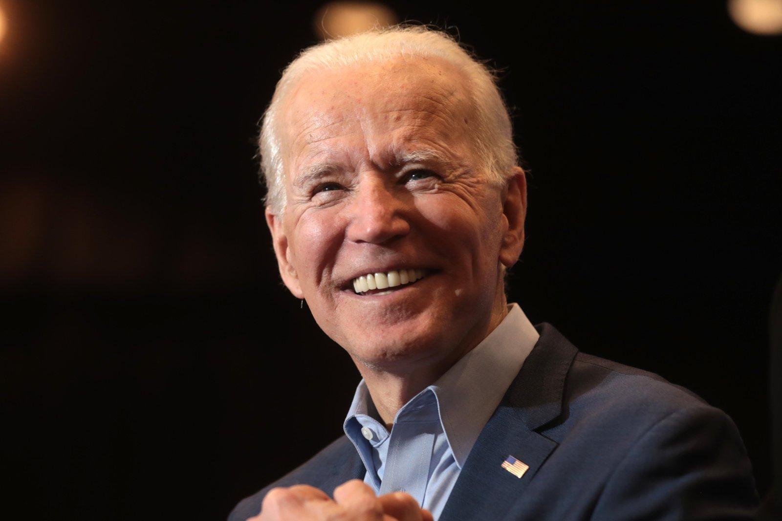 J. Bidenas artėja prie pergalės JAV prezidento rinkimuose, rodo preliminarūs rezultatai