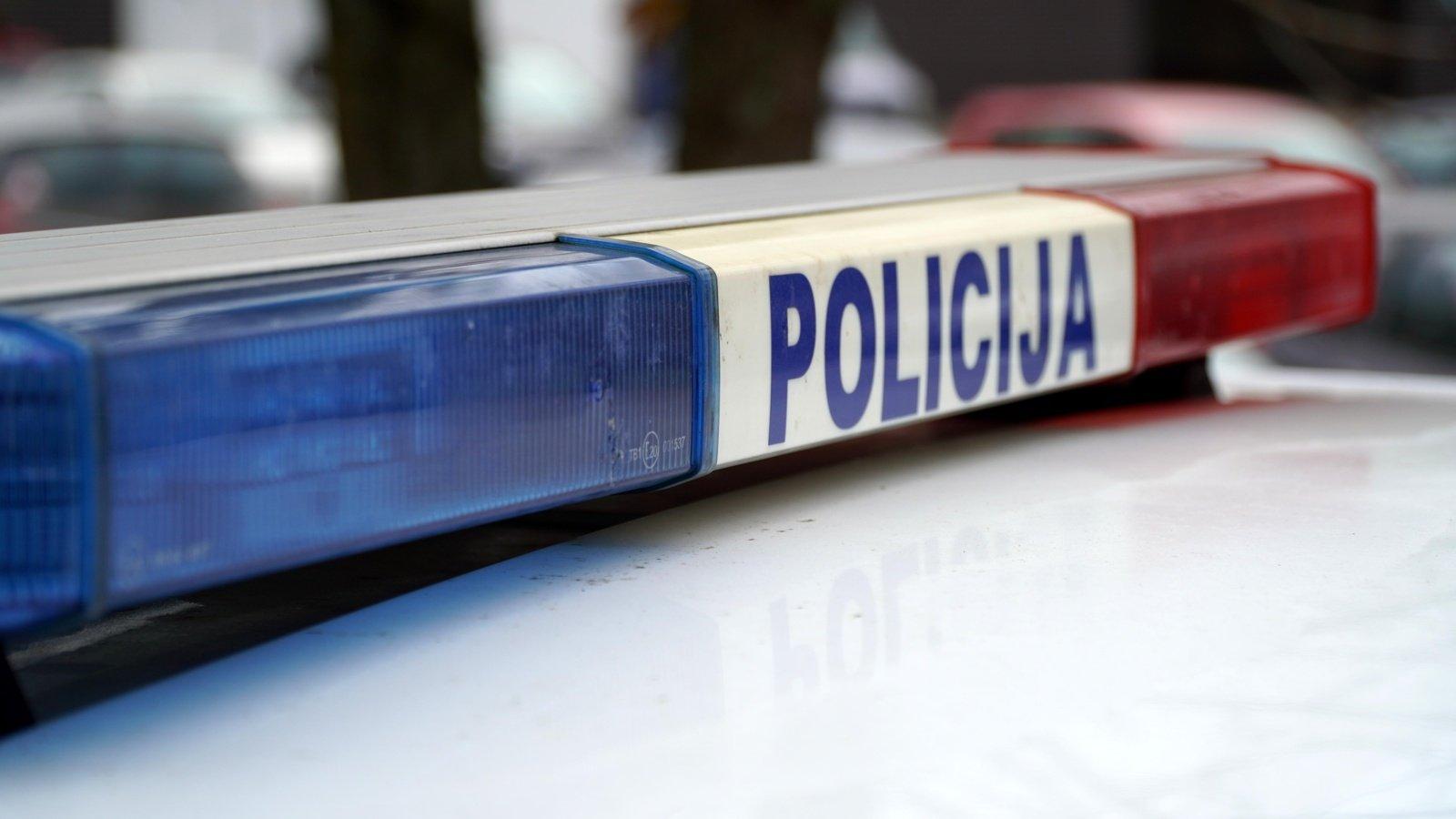 Panevėžio kriminalai: vagystė, eismo įvykis ir mirtys