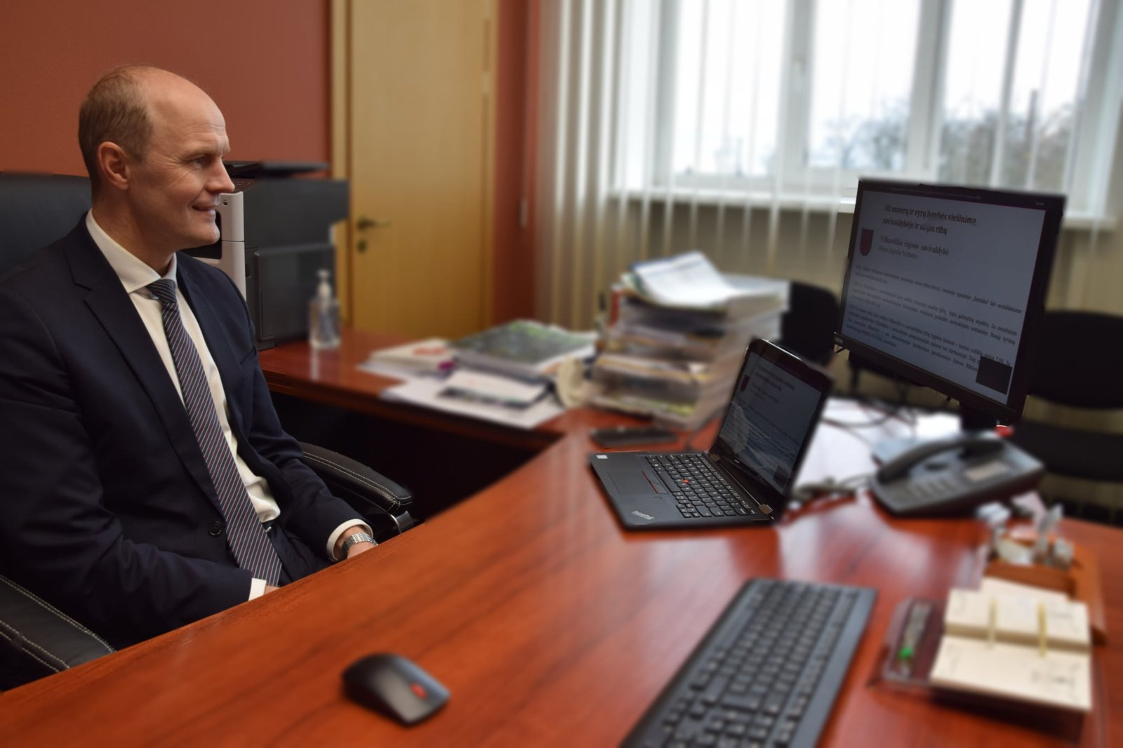 Vilkaviškio rajono savivaldybė nominuota apdovanojimuose už geriausias vyrų ir moterų lygybės priemones