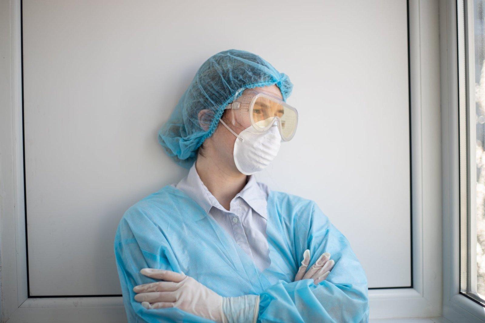 Naujausias tyrimas atskleidžia, kiek laiko koronavirusas išlieka gyvybingas ant tekstilės