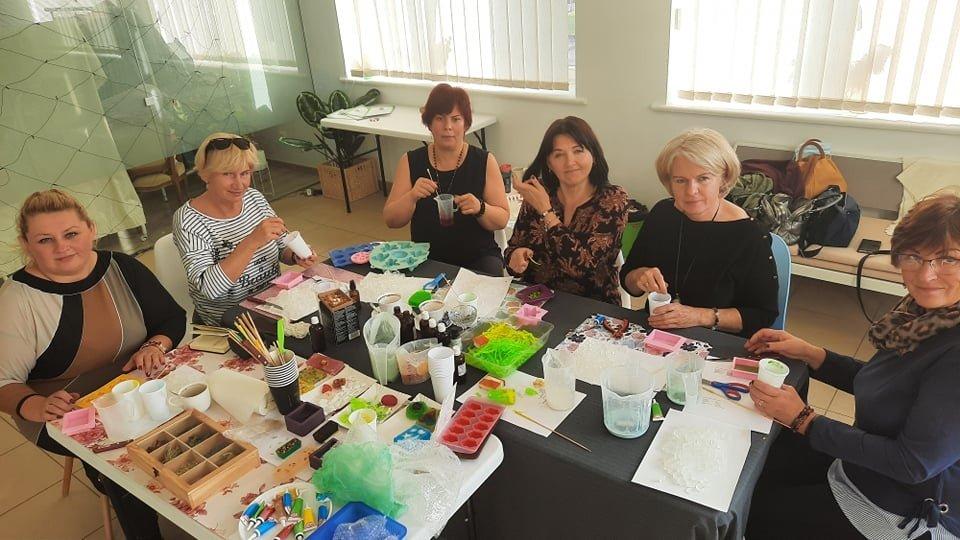 Į kūrybines dirbtuvėles įtrauks Prienų krašto neįgalius vaikus