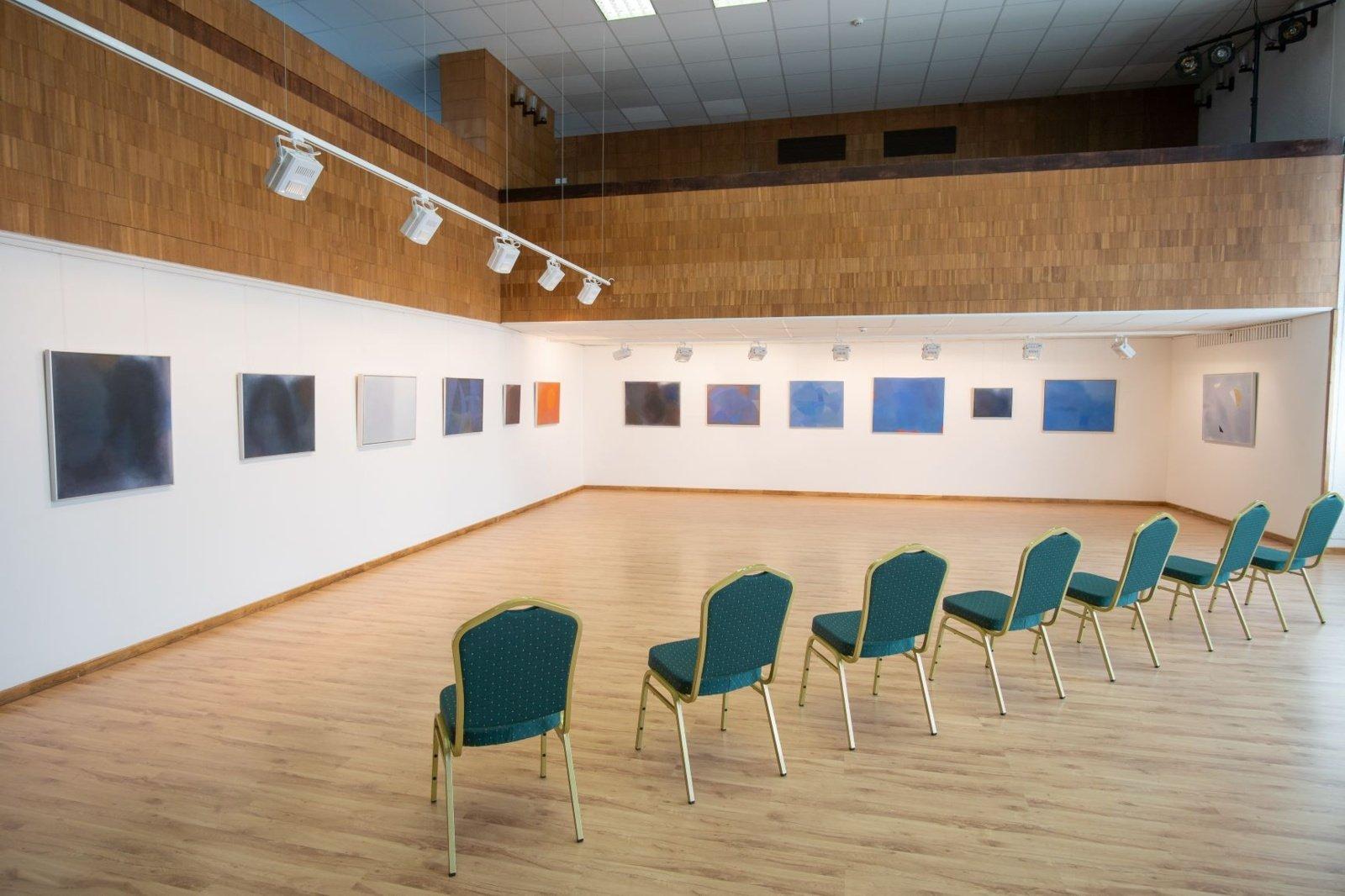 Rūtos Katiliūtės tapybos paroda - virtualiai