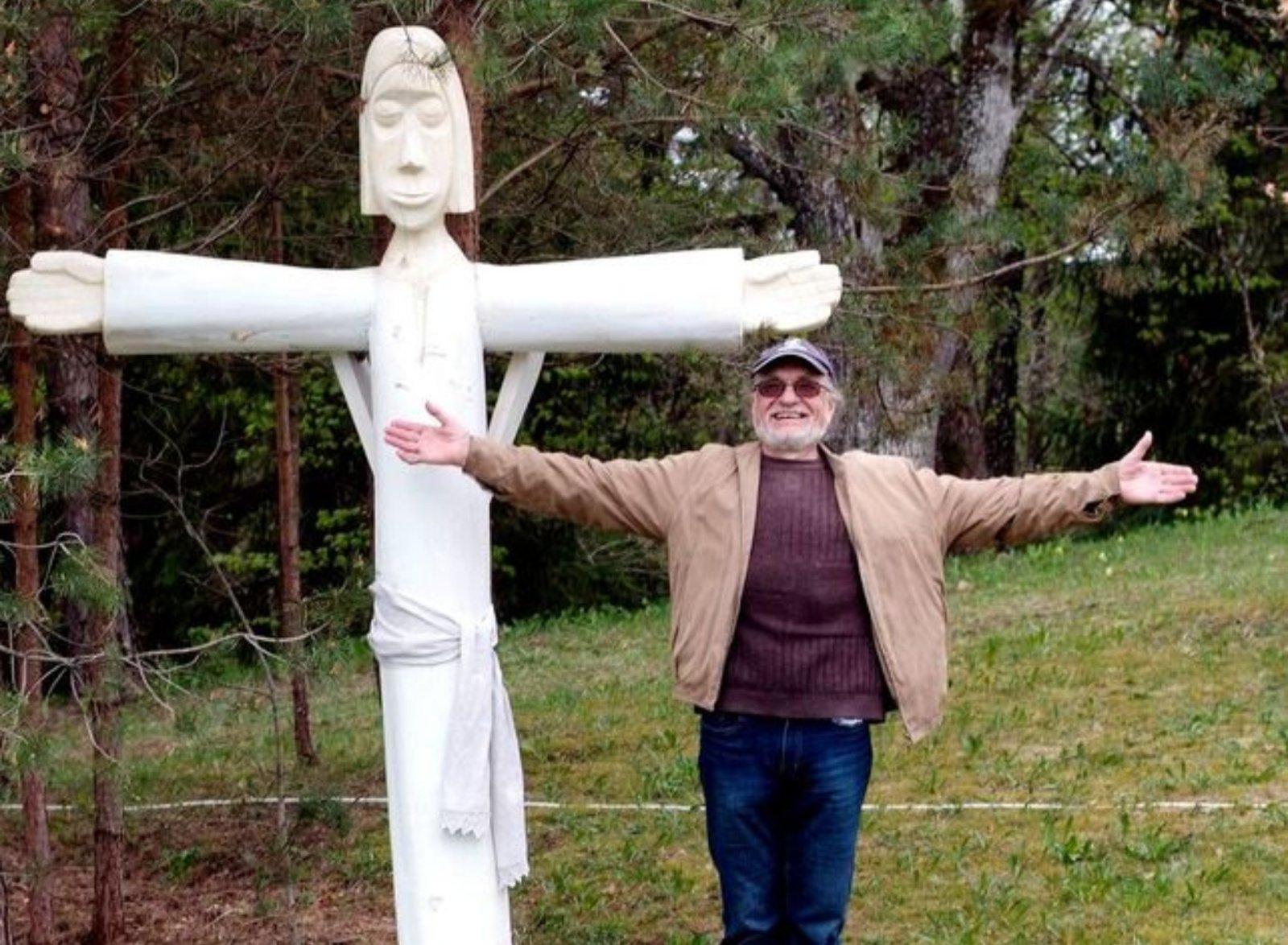 Vytauto Šemelio skulptūros pateko į respublikinę parodą