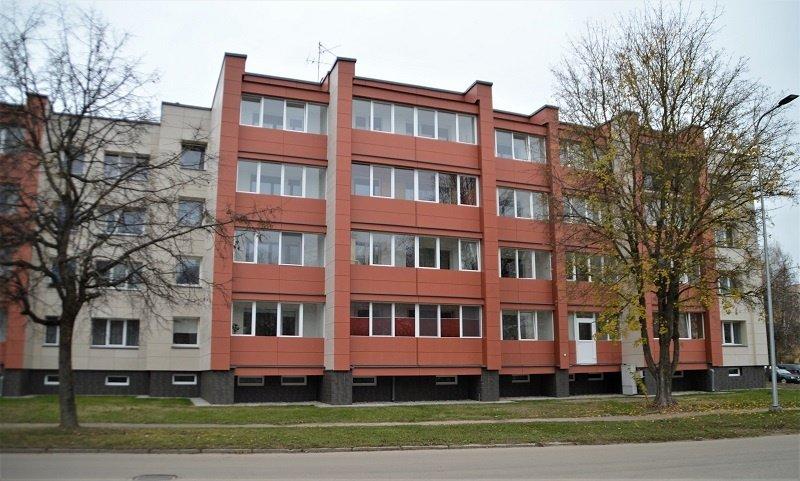Prienų rajone renovuota jau 50 daugiabučių