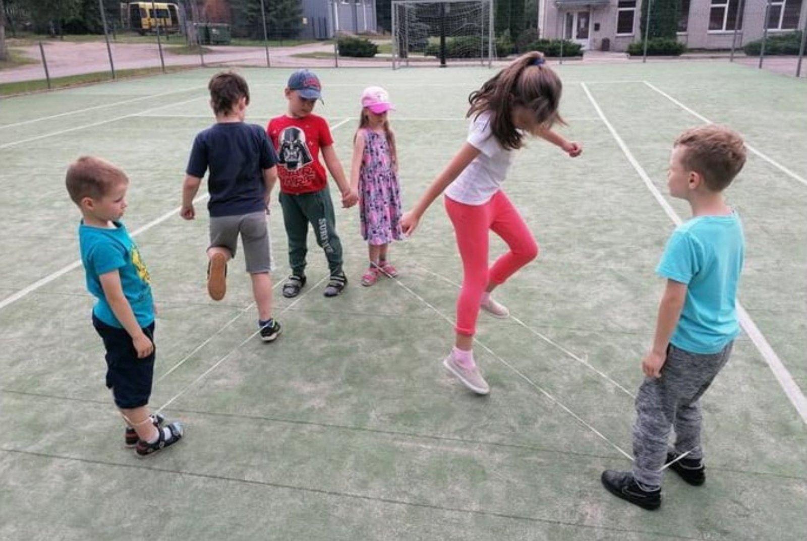 Zapyškyje ir Kulautuvoje bus atnaujintos sporto bazės