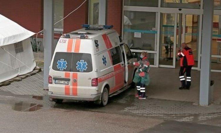 Pacientams ir jų artimiesiems neramu dėl Marijampolės ligoninės Priėmimo skyriaus darbo
