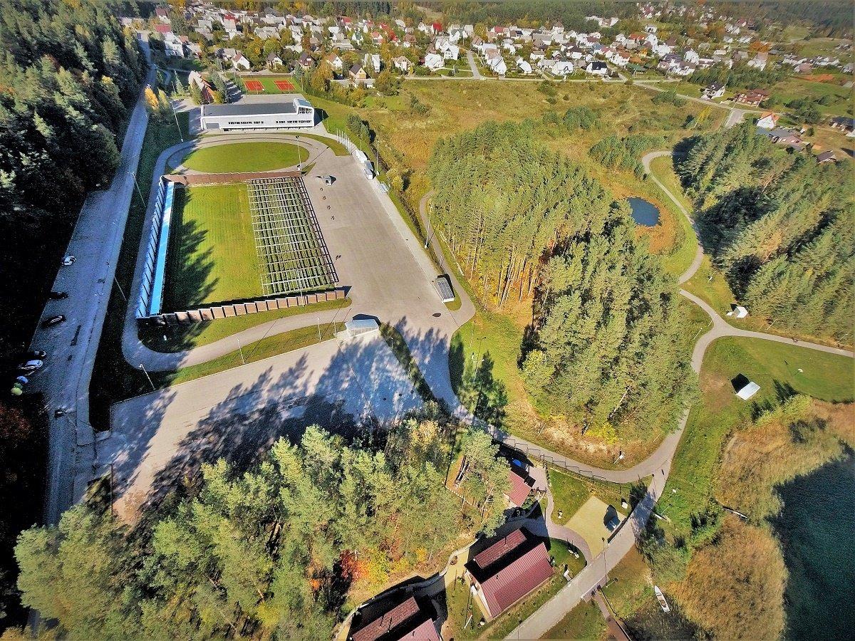 Savivaldybė perėmė Lietuvos žiemos sporto centro turtą