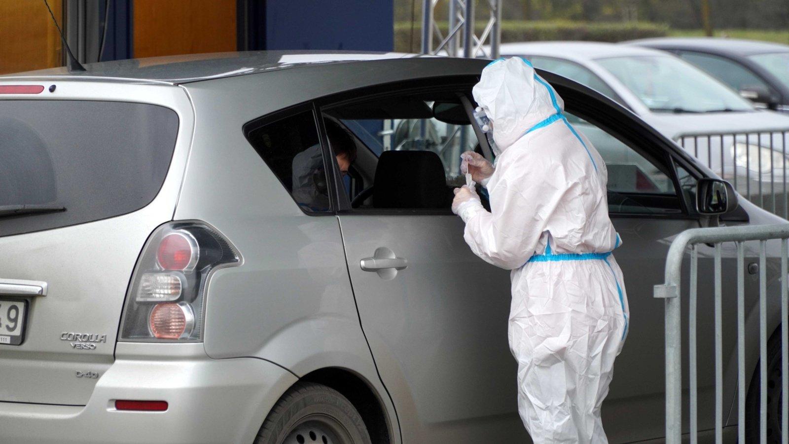 Koronaviruso atvejų šuolis po Velykų: nustatyta naujų 1116 atvejų ir 10 mirčių
