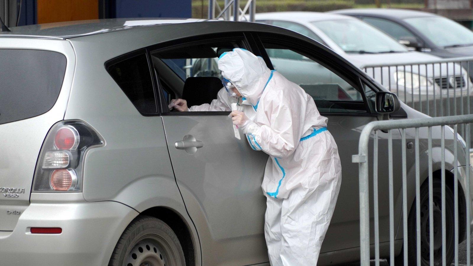 Koronavirusas Lietuvoje: nustatyti 356 nauji infekcijos atvejai, mirė 9 žmonės