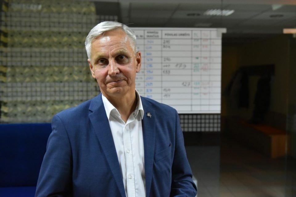 Pasitvirtino: buvęs Seimo narys P. Urbšys taps Panevėžio miesto tarybos nariu