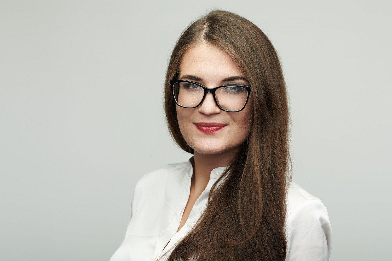 Nauja Lietuvos žaliųjų partijos vadove tapo Ieva Budraitė