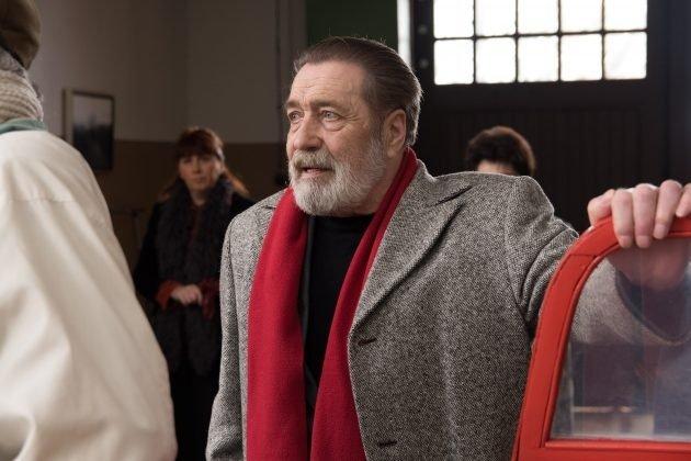 Mirė kino ir teatro aktorius Algirdas Paulavičius